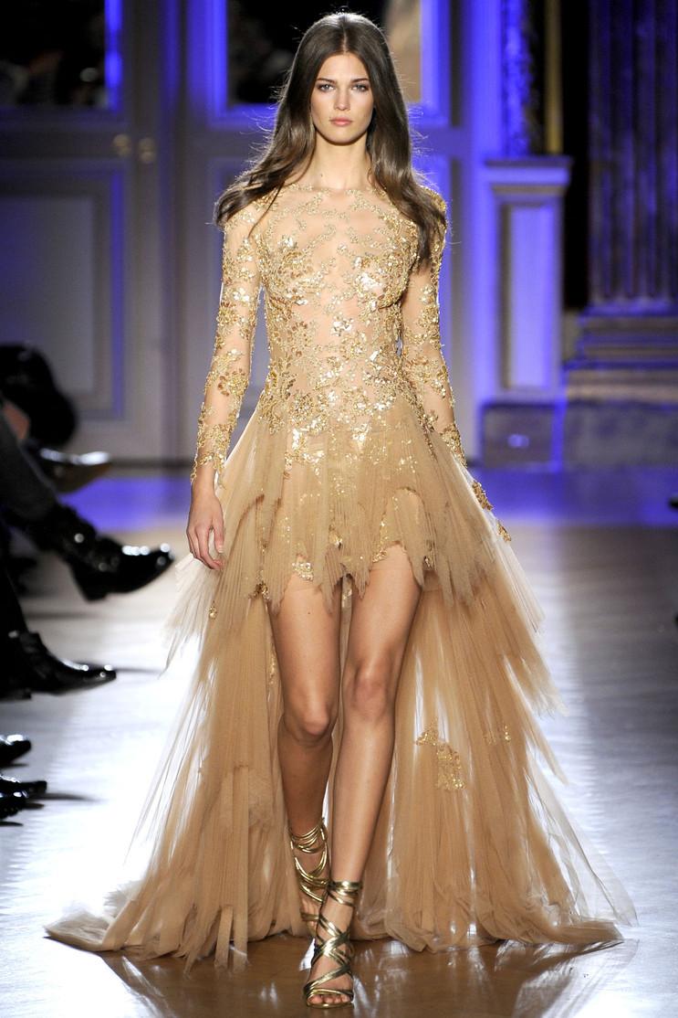Zuhair Murad - Haute Couture Spring Summer 2012 - Shows