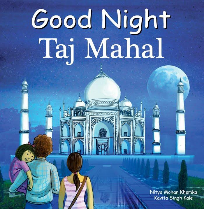 Good Night Taj Mahal