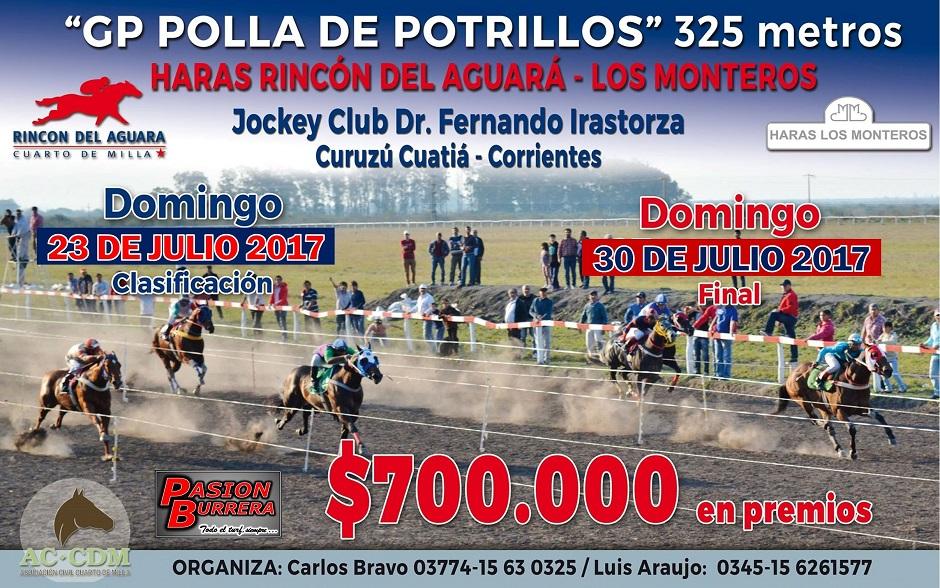 POLLA RDA - 23 Y 30 JULIO