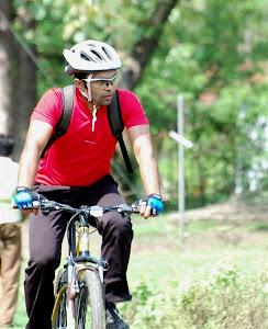 Bike on..