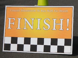 Colonel Allensworth 5K Run Walk for Health