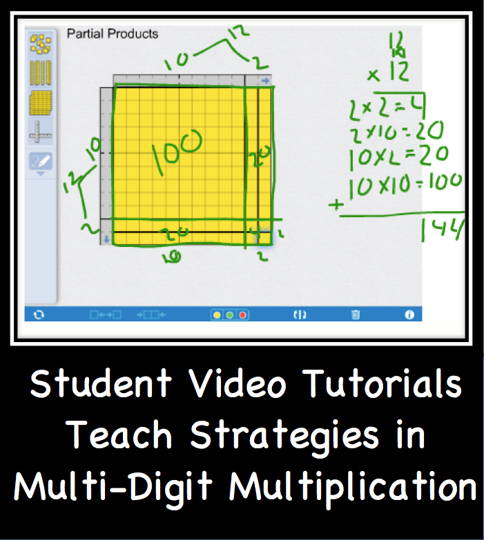 love2learn2day: Studen... Double Digit Multiplication Strategies