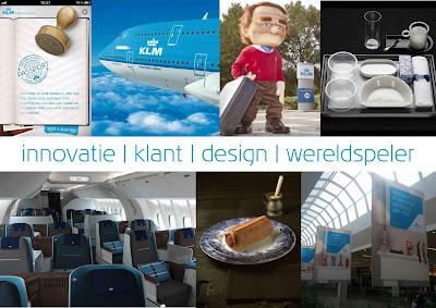 KLM moodboard