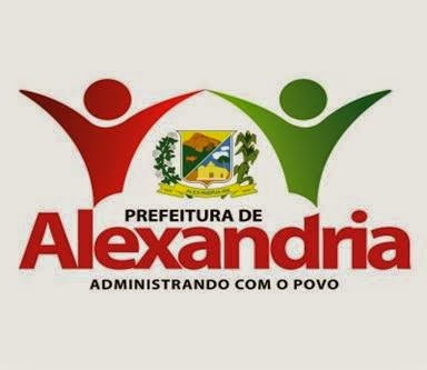PREFEITURA MUNICIPAL DE ALEXANDRIA - RN - BRASIL