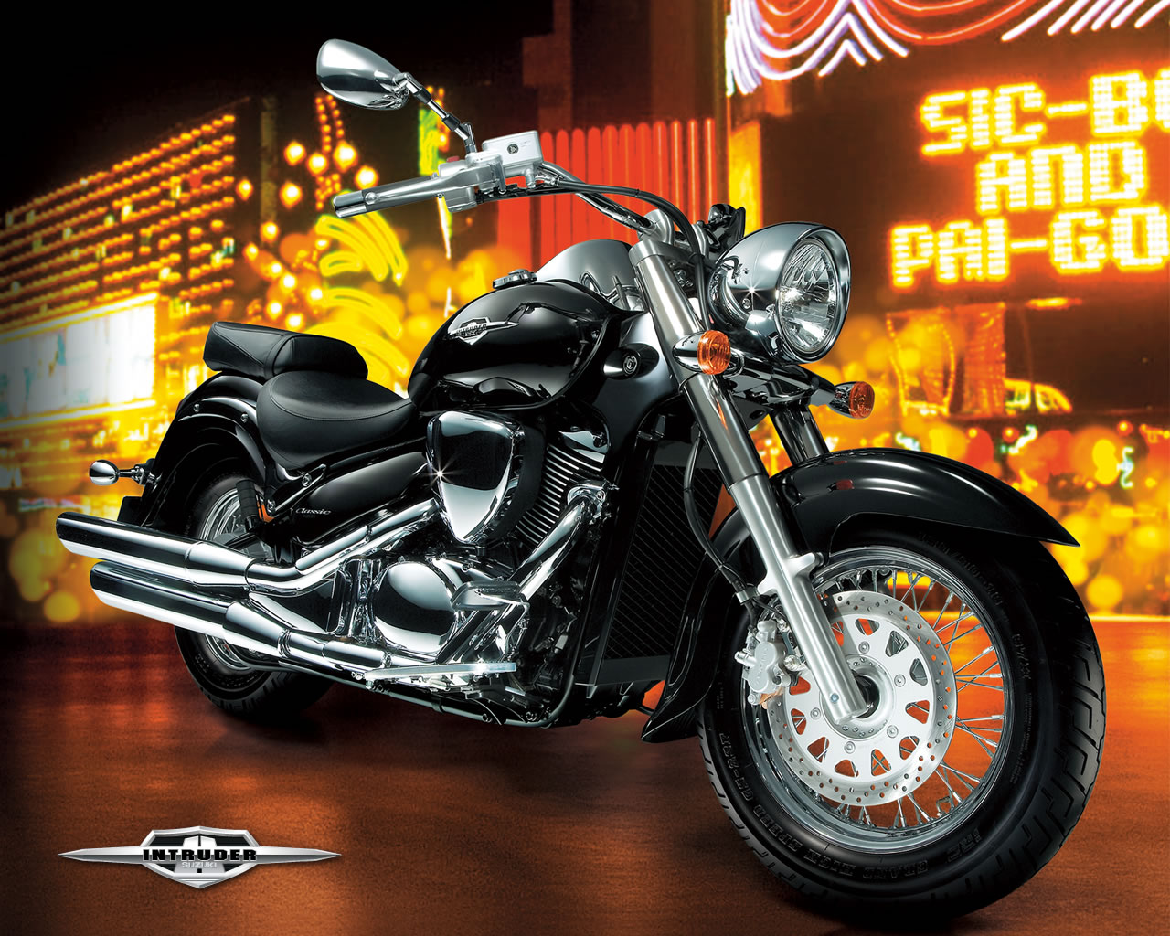 suzuki intruder vs700 / vs750 / vs800 service repair manual suzuki ...