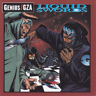 GZA - LIQUID SWORDS (1995)
