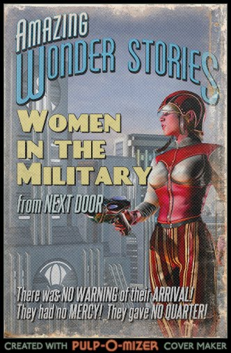 Women in Combat, What is the Rest of the Story