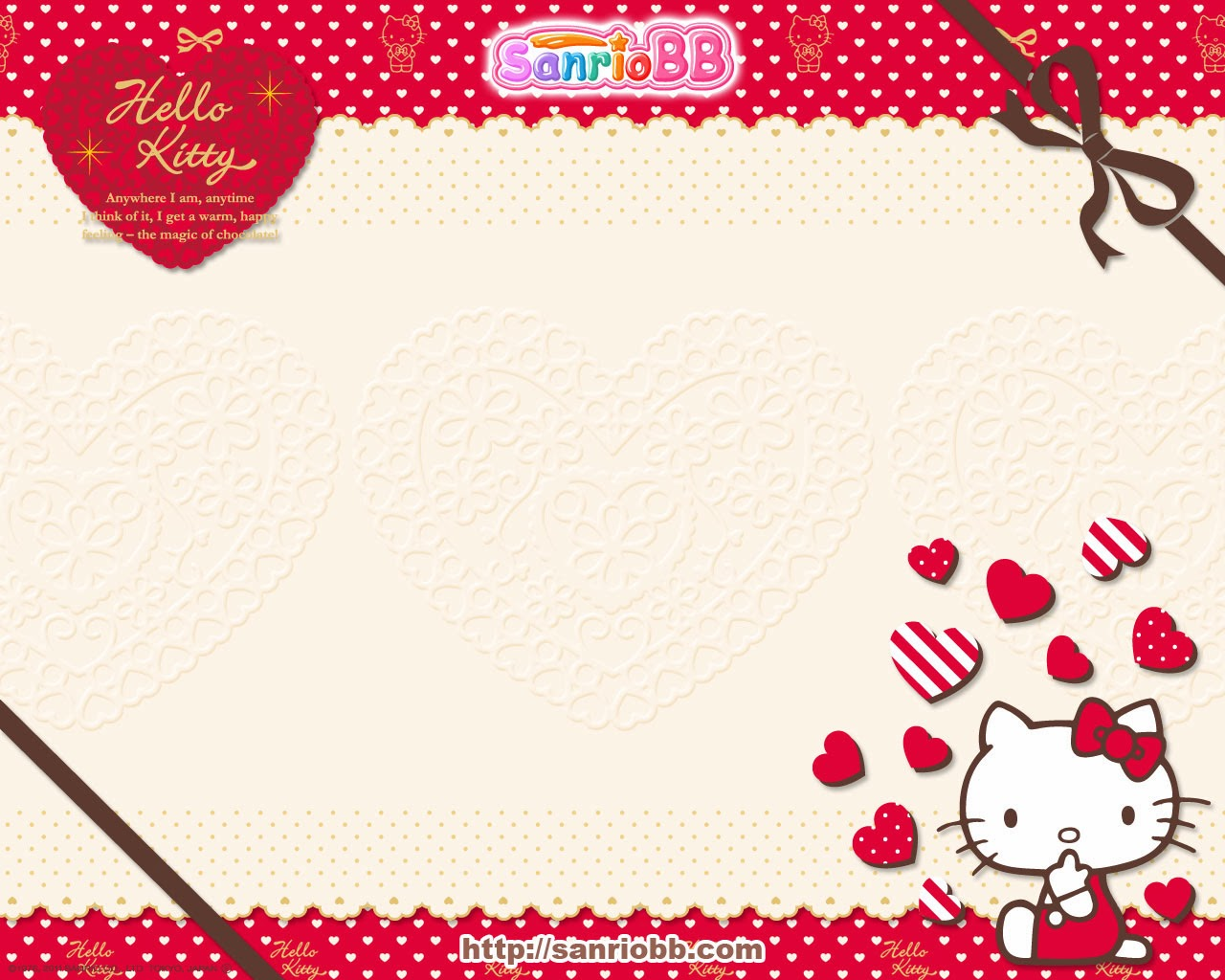 Most Inspiring Wallpaper Hello Kitty Red - kt_1280_1024  HD_471340.jpg