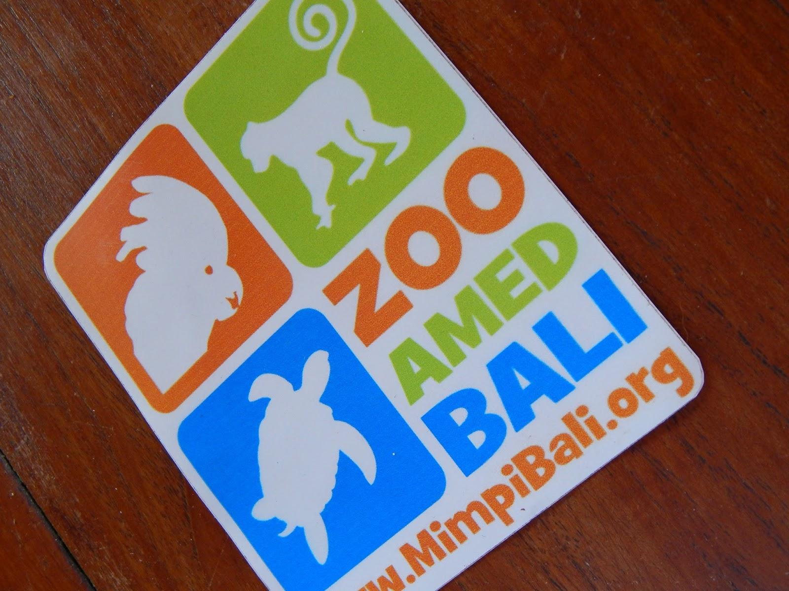 Mimpi Bali organizace se snaží o ochranu a přežití ohrožených zvířat. Autor: Jolana Radinová