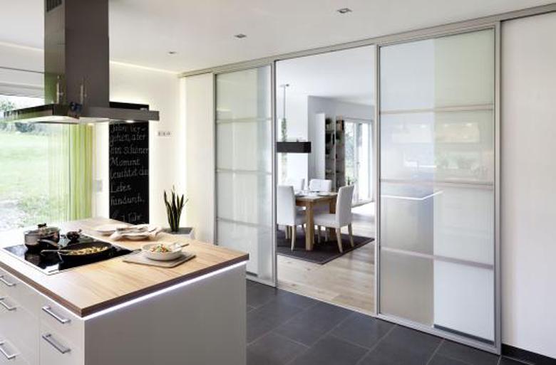 Unir cocina y sal n decorar tu casa es - Unir cocina y salon ...