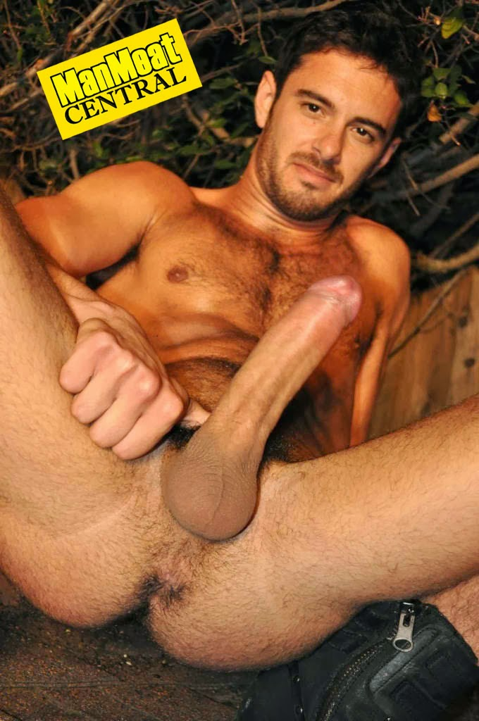 Donny Drake Tugging Dick