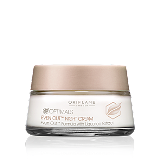 Oriflame Optimals Even Out Gece Kremi