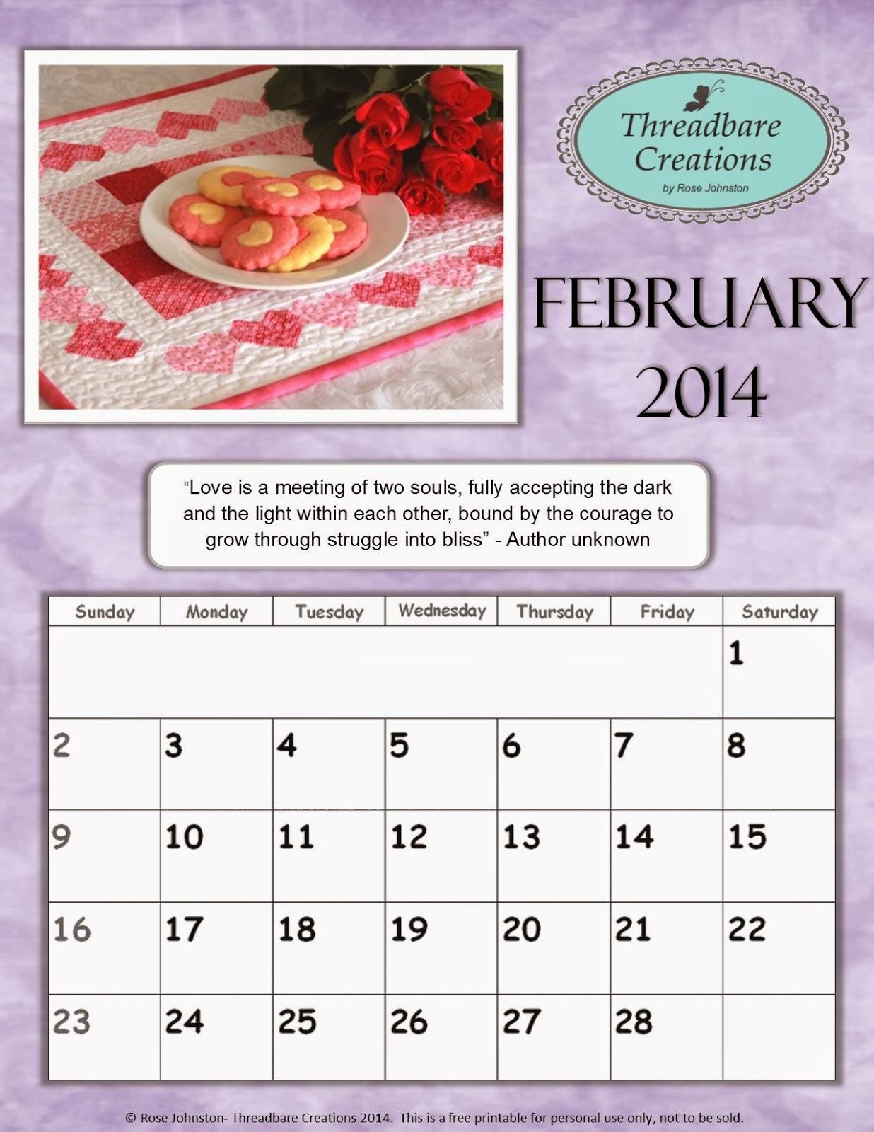 Galleries Related: Cute February 2014 Calendar , March 2014 Calendar ...