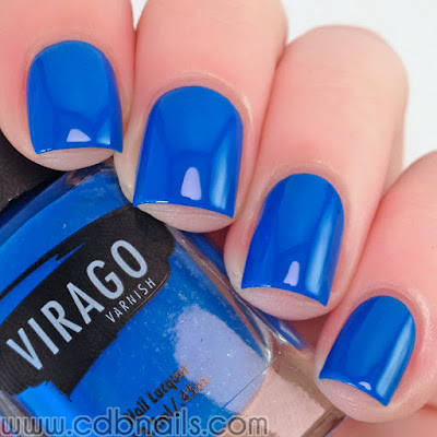 Virago Varnish-Lifeguard Lagoon