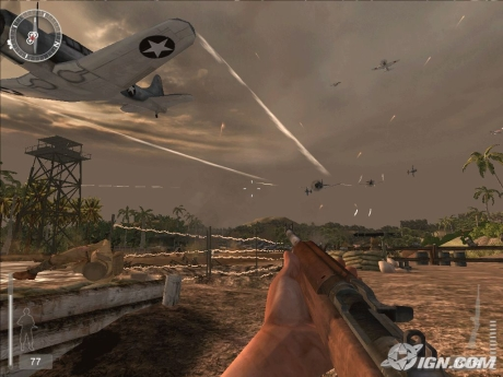 Download Medal Of Honor Pacific Assault Full RIP For PC