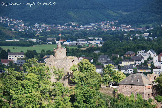Saarburg castle, Germany
