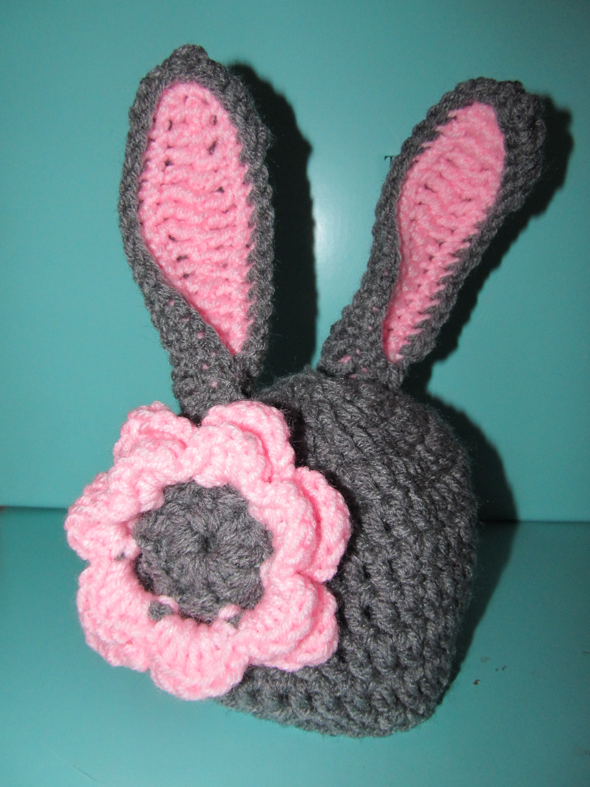 The Hat Uses Worsted Weight Yarn And A Size I Crochet Hook