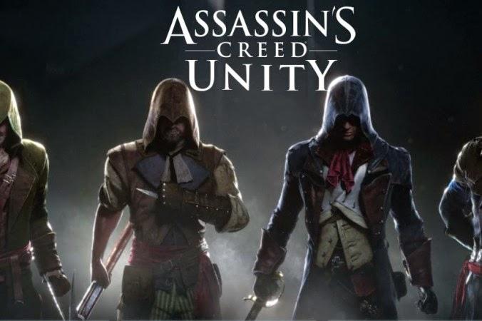 دقة العرض والسرعة Assassin's Creed Unity