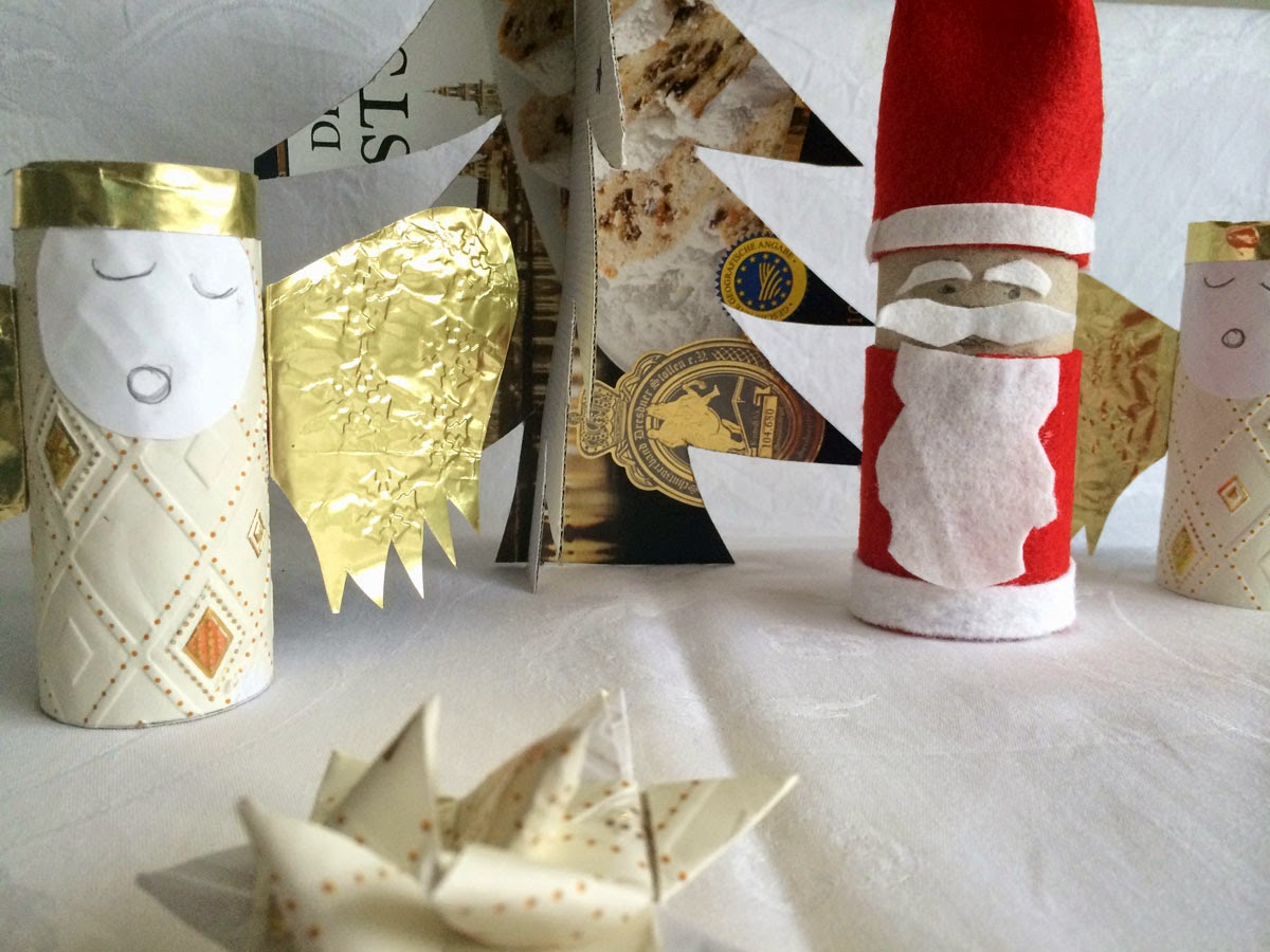 Weihnachtliche dekoration sekund rschick for Weihnachtliche dekoration