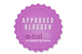APPROVED BLOGGER e-tailPR