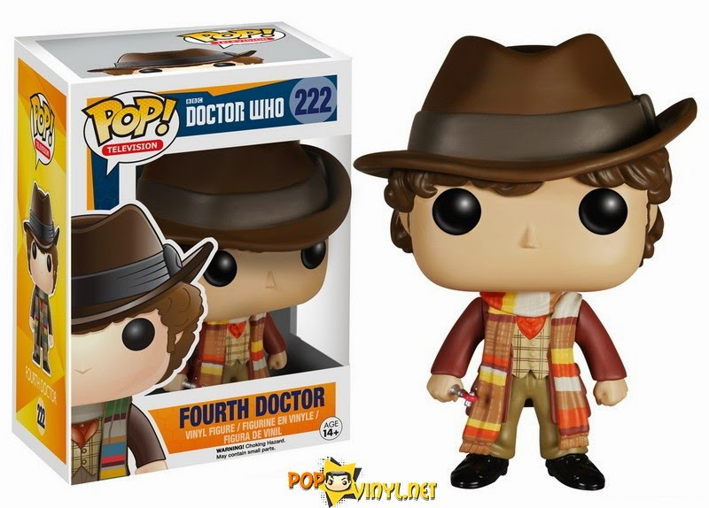 Blogtor Who Doctor Who Funko Pops