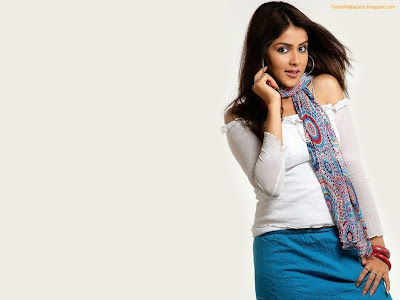 Genelia Look Hot in beauty