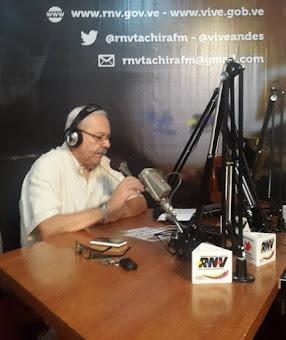 Radio Talento, Por Gustavo Villamizar