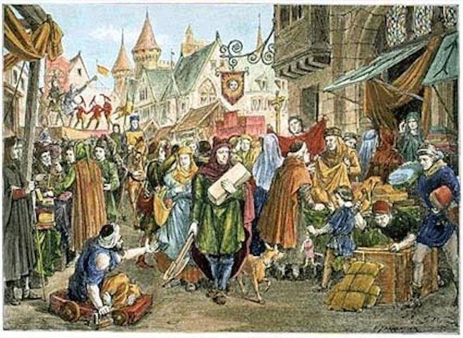 Mazmorra Gris: La legenda de Dragora [ROL] - Página 6 Medieval+fair