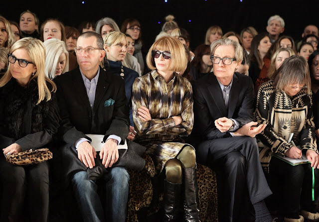 Anna Wintour, Bill Nighy