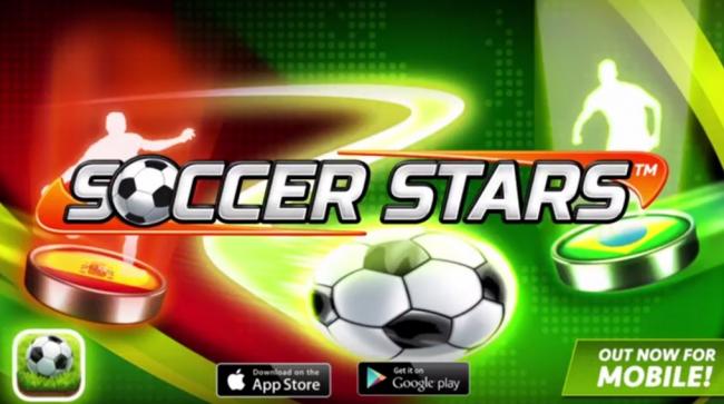 Soccer Stars, un adictivo juego de tapas online