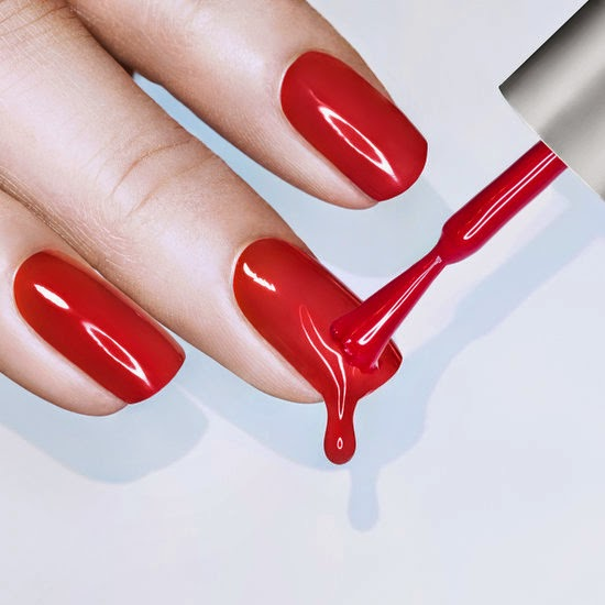 Heather Nicole\'s Corner: Naked Nails