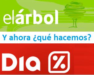 DIA, Grupo El Árbol, futuro de El Árbol