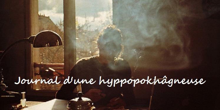 Journal d'une Hypopokhâgneuse