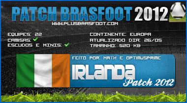 Nautic Brasfoot: Brasfoot 2012:Super Patch 44 ligas