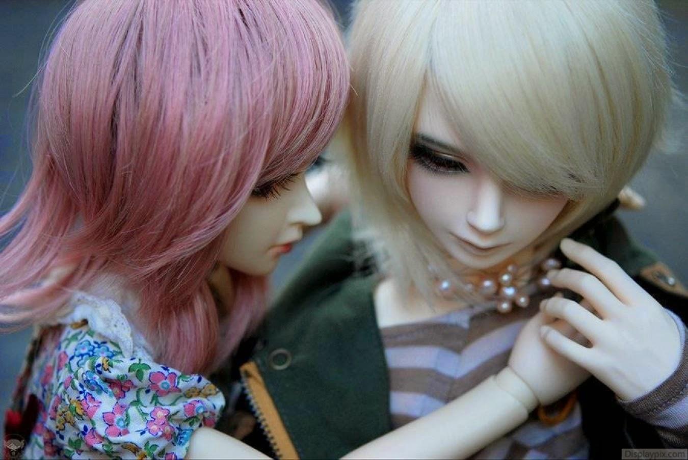 dynamic views very smart couple barbie doll wallpaper