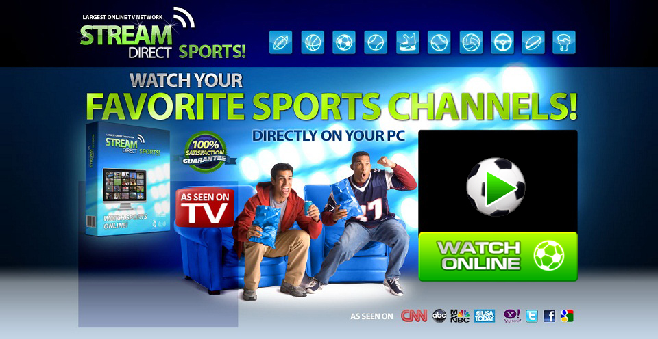 Watch Soccer Live Streaming Online HD Tv Here