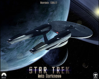 Semaj's Blog your Blog: Star Trek Into Darkness (Spoilers) (Part 1 of