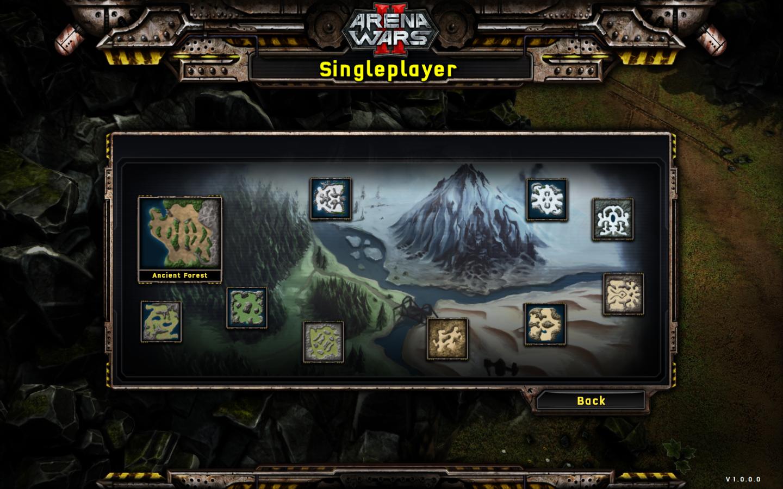 Imagenes Arena Wars 2 PC Descargar