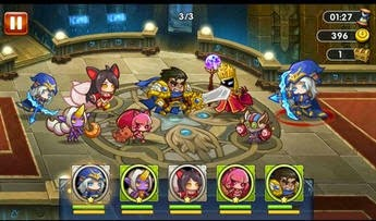 League of Summoners for Android free download
