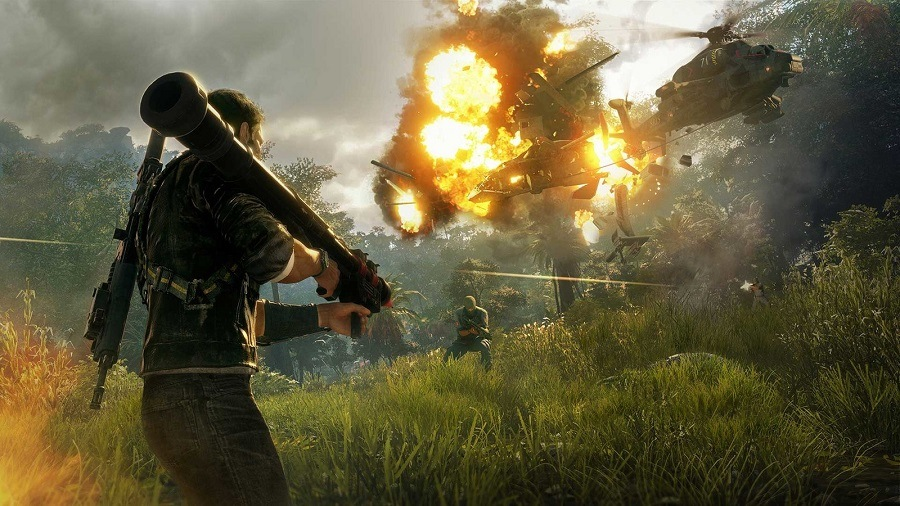 Just Cause 4 Torrent Imagem