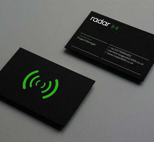 15 black business card designs inspiration jayce o yesta black business card designs inspiration reheart Choice Image