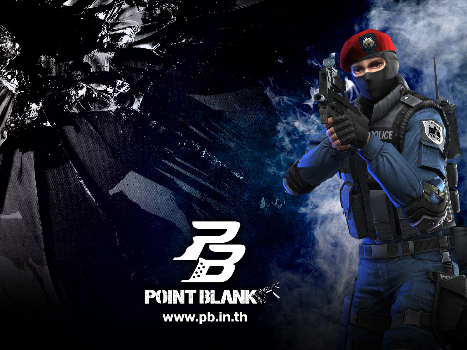 Point Blank 1 Hit ALL + Ammo 24012012 Terbaru