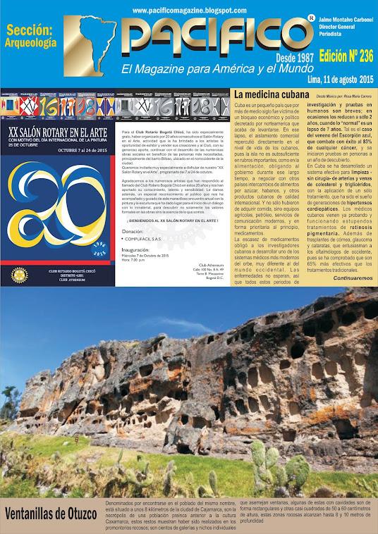 Revista Pacífico Nº 236 Arqueología