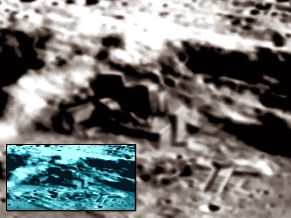 China Releases Moon Footage Of Alien Bases