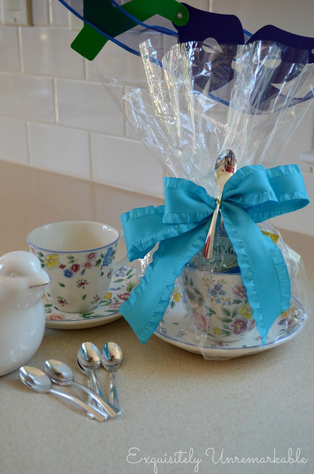 Tea cup party favor exquisitely unremarkable for Teacup party favors