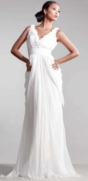 Weiße Kleider NIKA Sammlungen