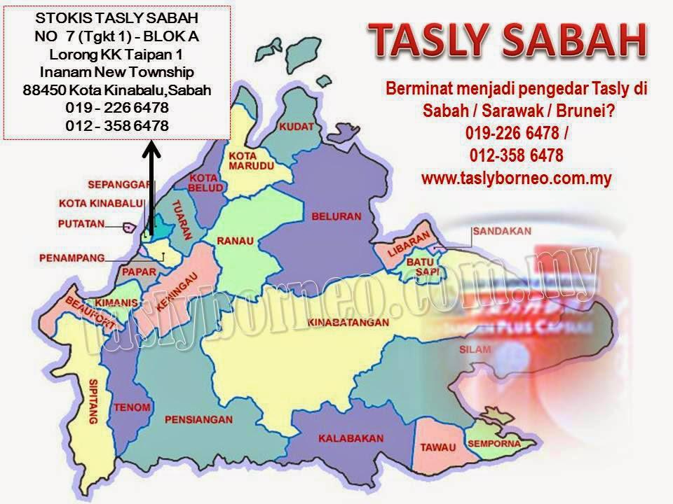 TASLY SABAH STOKIS