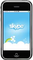 Skype i phone