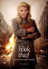 Carátula del DVD La ladrona de libros