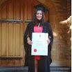 Συγχαρητηρια και καλή σταδιοδρομία στη νεαρή ιατρό Δέσποινα Παππς